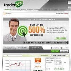 Trader xp