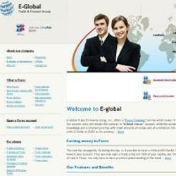 E-global trade