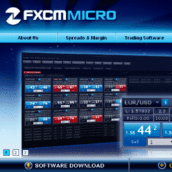 Forex fxcm demo account