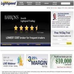 Lightspeed online broker review