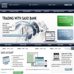 Forex charts by saxo bank