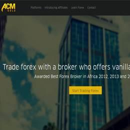Acm forex broker