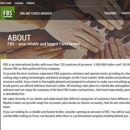Fbs forex review