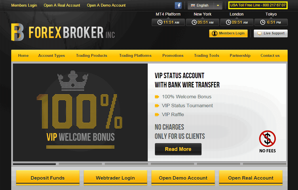 Brokers - Forex Brokers