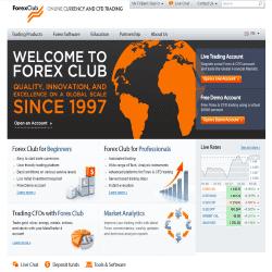 Forex club global