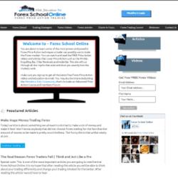 Forex school online review