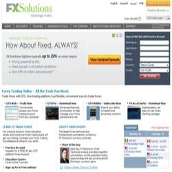 FX Solutions Review