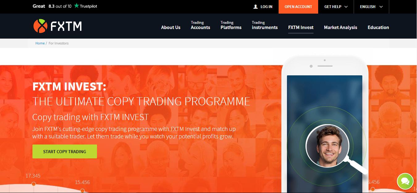 FXTM Invest 1