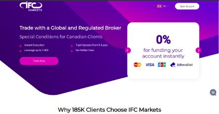 IFC markets Bonus