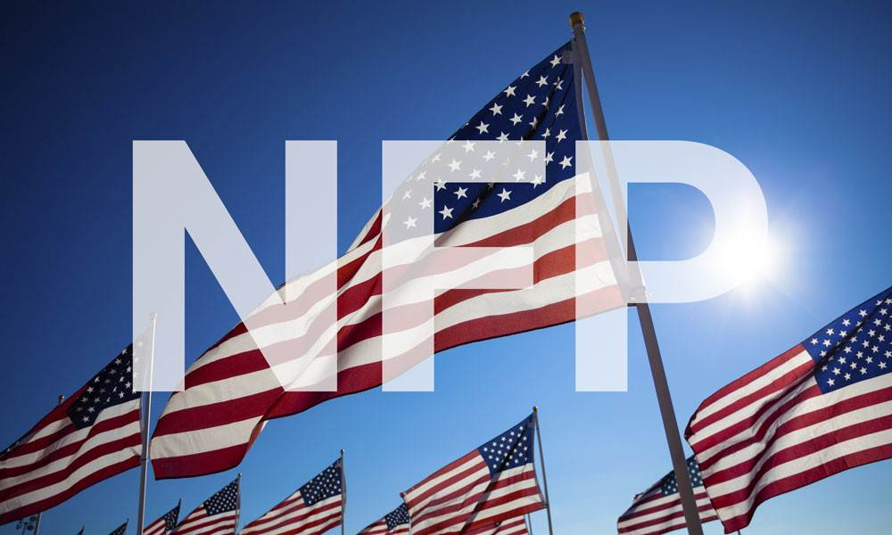 USD lower ahead of NFP