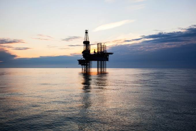 Oil prices down