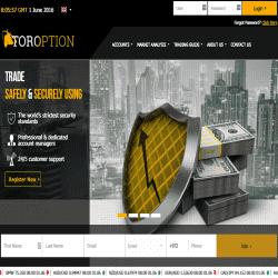 Toroption com trading platform